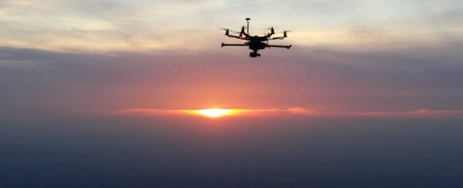 video con drone ancora di salvezza per le aziende marketing